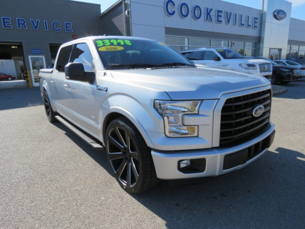 2016 Ford F-150 in Cookeville, TN