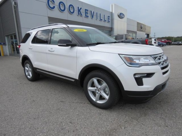 2018 Ford Explorer in Cookeville, TN