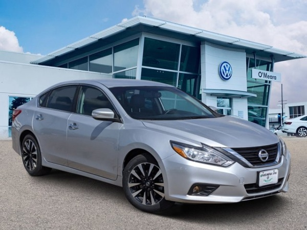 2018 Nissan Altima in Thornton, CO