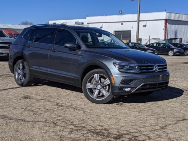 2018 Volkswagen Tiguan 2.0T SEL Premium
