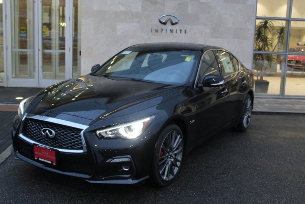 2020 INFINITI Q50 in Nashua, NH