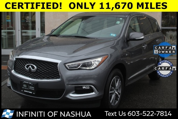 2020 INFINITI QX60 in Nashua, NH