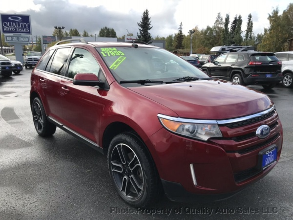 2014 Ford Edge in Anchorage, AK