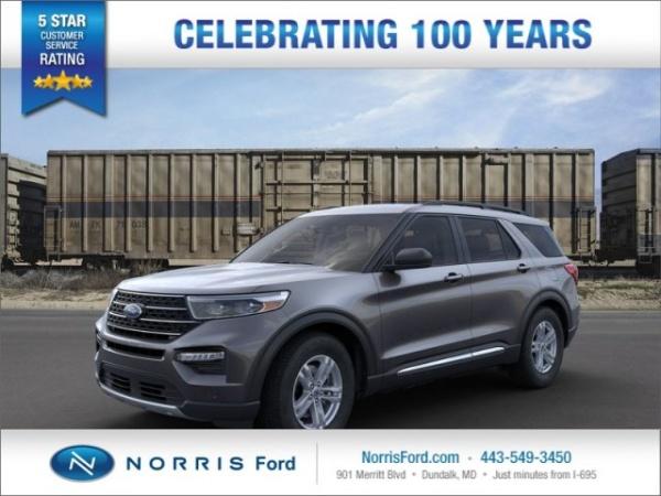 2020 Ford Explorer in Dundalk, MD