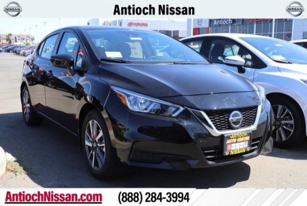 2020 Nissan Versa in Antioch, CA