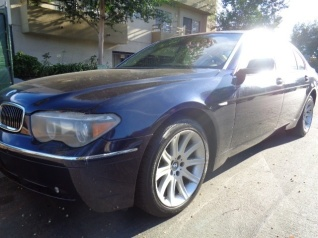 Used Bmw 7 Series For Sale In Los Angeles Ca 129 Used 7 Series