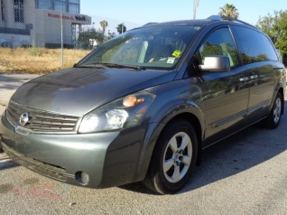 2007 Nissan Quest Base For In Valley Village Ca