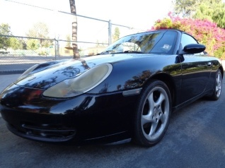 2000 Porsche 911 Carrera Cabriolet Manual For In Valley Village Ca