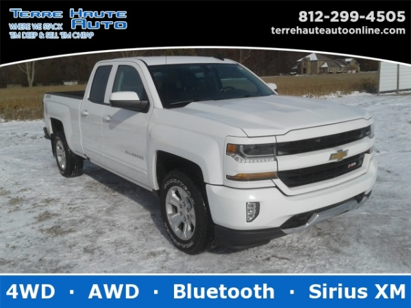 2016 Chevrolet Silverado 1500 in Terre Haute, IN
