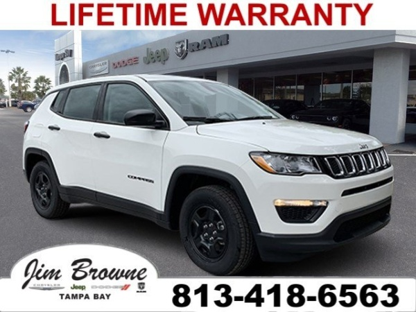 2020 Jeep Compass in Tampa, FL