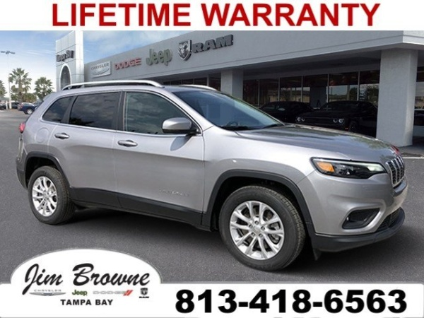 2019 Jeep Cherokee in Tampa, FL