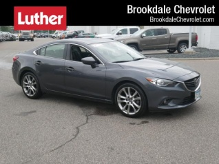 Used 2014 Mazda Mazda6 I Grand Touring Automatic For Sale In Brooklyn  Center, MN