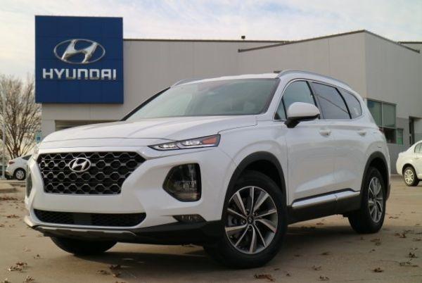 2020 Hyundai Santa Fe in Arlington, TX