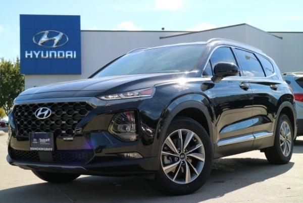 2019 Hyundai Santa Fe SEL Plus