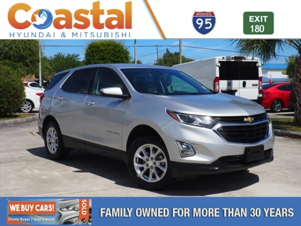 2018 Chevrolet Equinox in Melbourne, FL