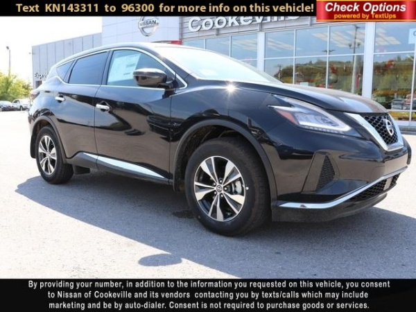 2019 Nissan Murano in Cookeville, TN
