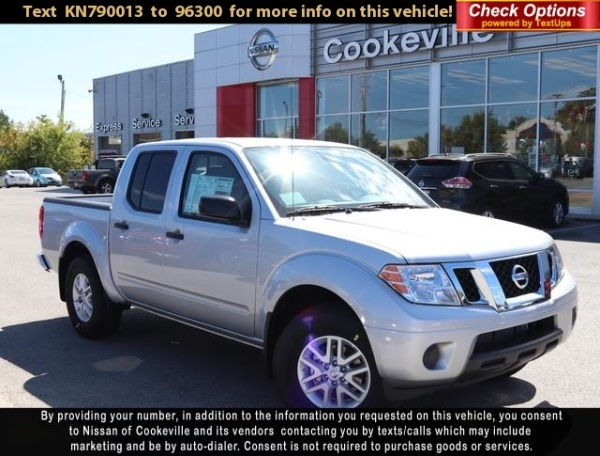 2019 Nissan Frontier in Cookeville, TN
