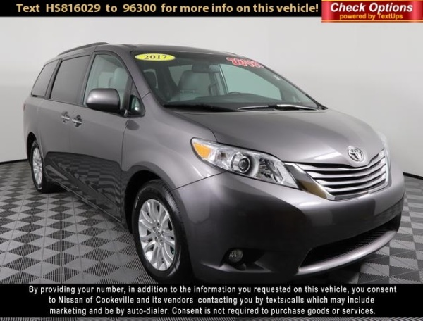 2017 Toyota Sienna in Cookeville, TN