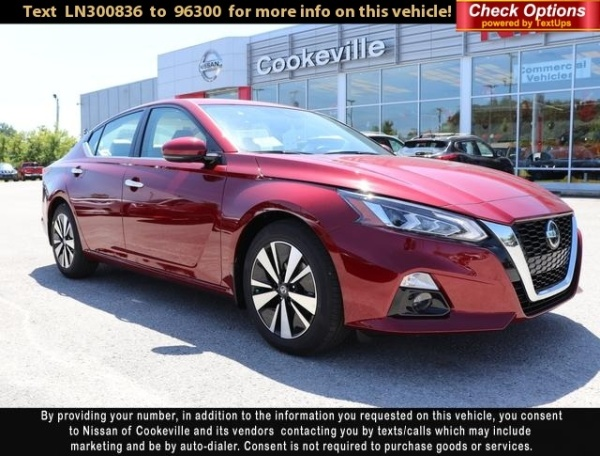 2020 Nissan Altima in Cookeville, TN