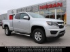 2016 Chevrolet Colorado WT Extended Cab Standard Box 2WD Manual for Sale in Cookeville, TN