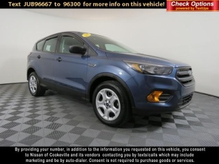 Ford Of Cookeville >> Used Ford Escapes For Sale In Cookeville Tn Truecar
