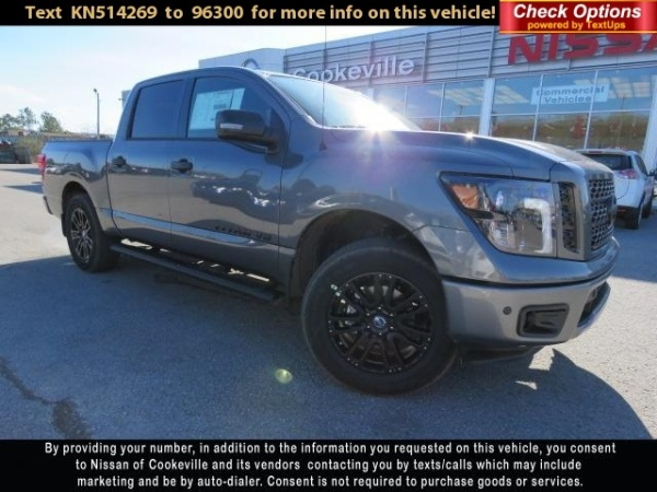 2019 Nissan Titan in Cookeville, TN