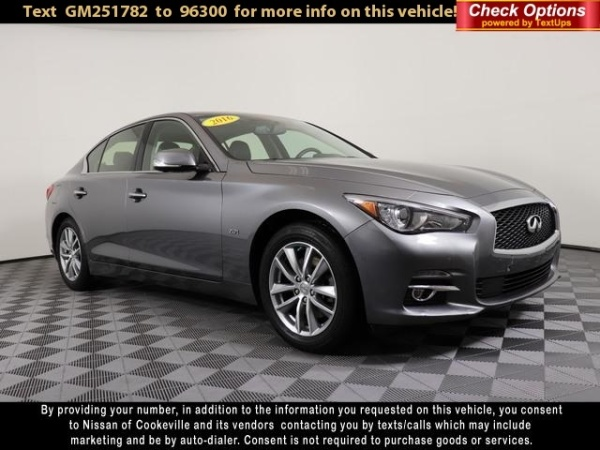 2016 INFINITI Q50 in Cookeville, TN