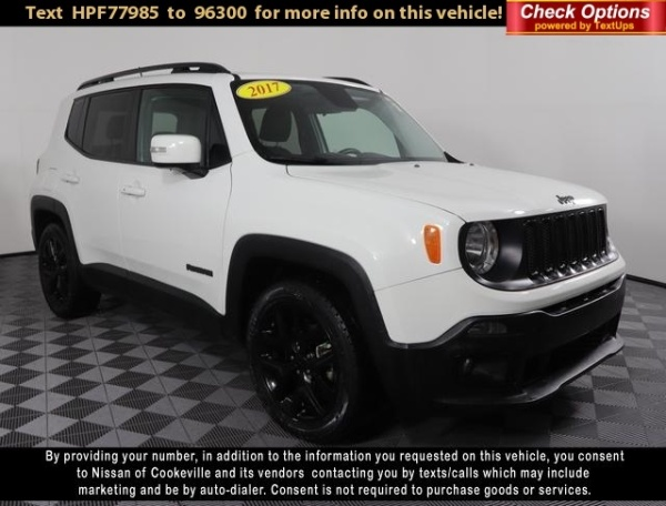 2017 Jeep Renegade in Cookeville, TN