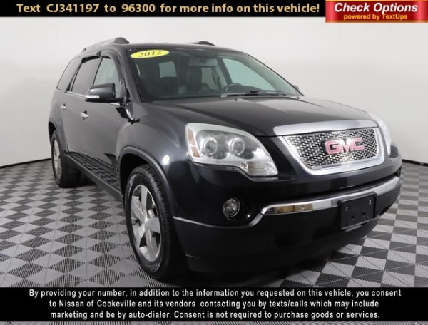 2012 GMC Acadia in Cookeville, TN