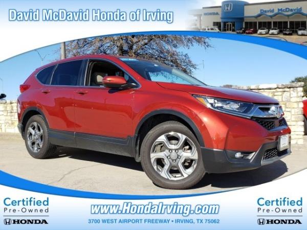 2017 Honda CR-V in Irving, TX