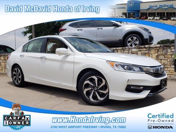 2017 Honda Accord in Irving, TX