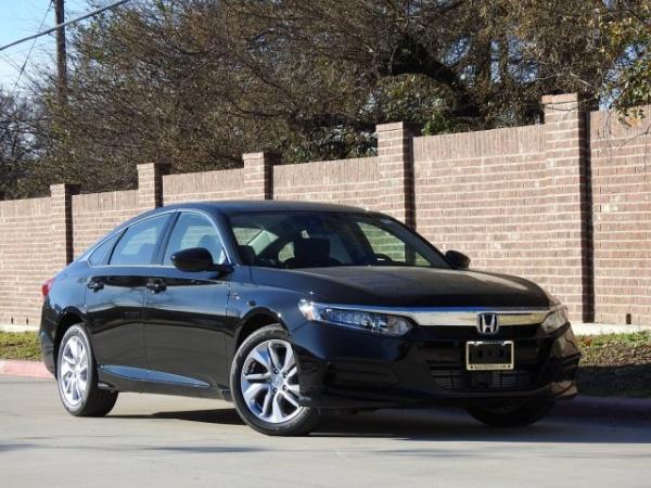 2020 Honda Accord in Irving, TX