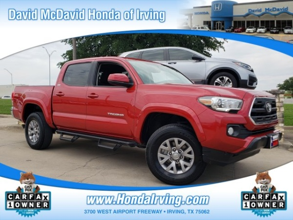 2017 Toyota Tacoma in Irving, TX