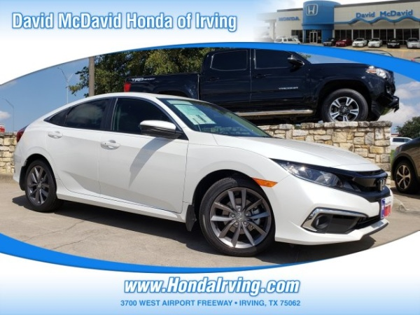 2019 Honda Civic in Irving, TX