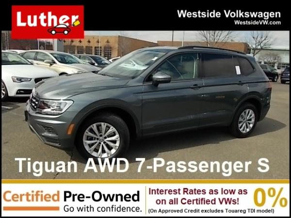 2019 Volkswagen Tiguan in St. Louis Park, MN