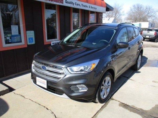2017 Ford Escape in Cedar Rapids, IA