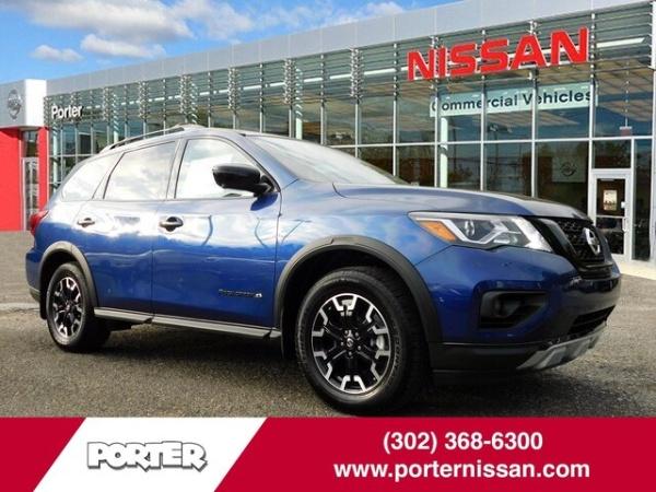 2019 Nissan Pathfinder in Newark, DE