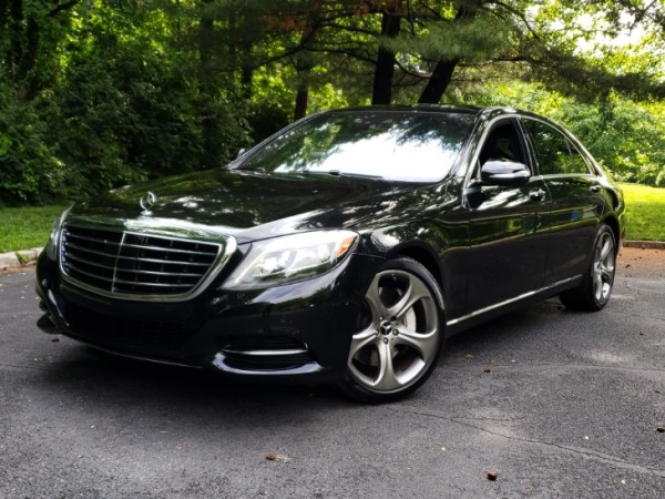 2017 Mercedes-Benz S-Class in Silver Spring, MD