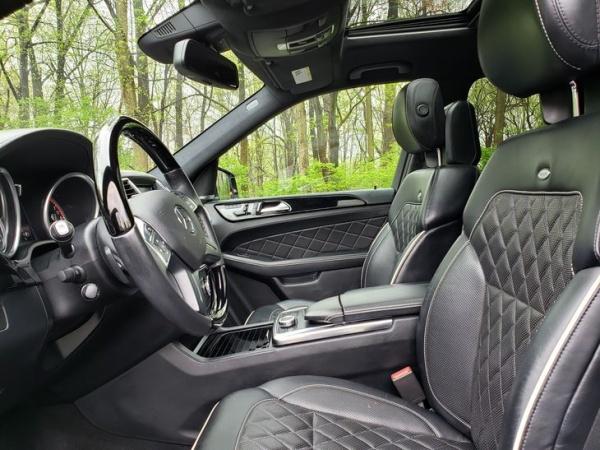 2016 Mercedes-Benz GL GL 450