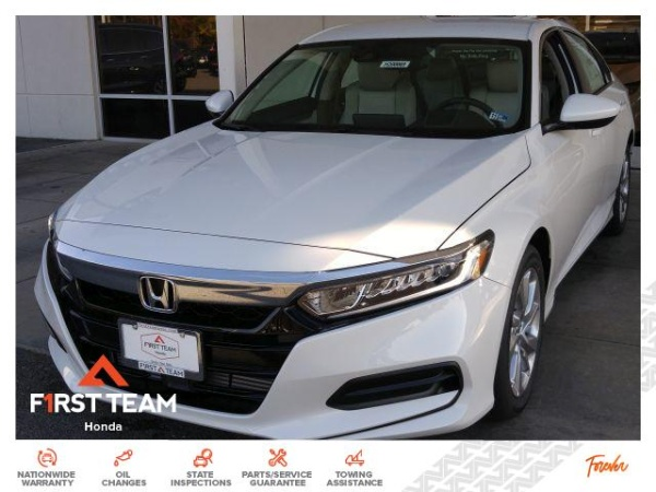 2020 Honda Accord in Chesapeake, VA