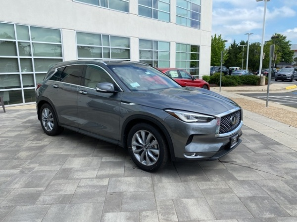 2020 INFINITI QX50 in Chantilly, VA