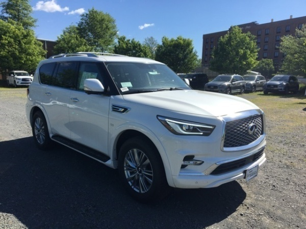 2019 INFINITI QX80 in Chantilly, VA