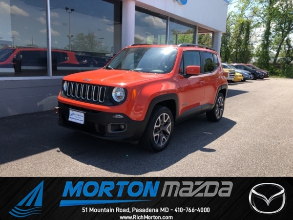 2015 Jeep Renegade in Pasadena, MD