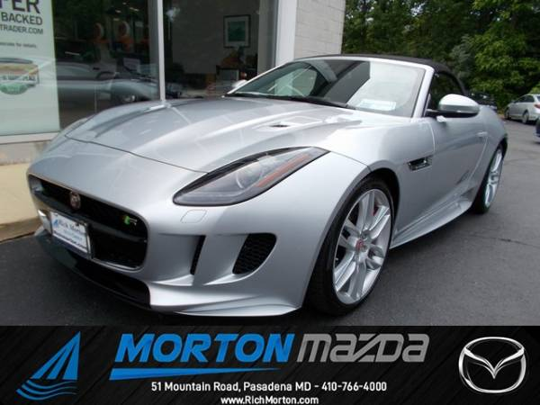 2016 Jaguar F-TYPE in Pasadena, MD