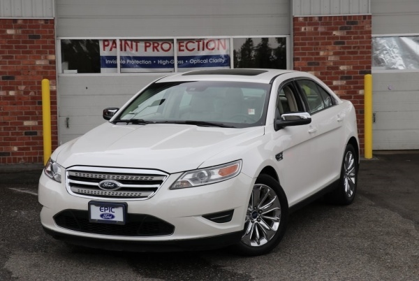 2010 Ford Taurus Reviews, Ratings, Prices - Consumer Reports