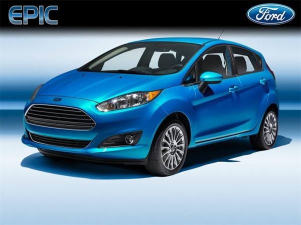 2019 Ford Fiesta in Everett, WA