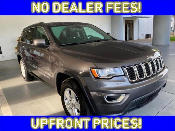 2017 Jeep Grand Cherokee in Avon Park, FL