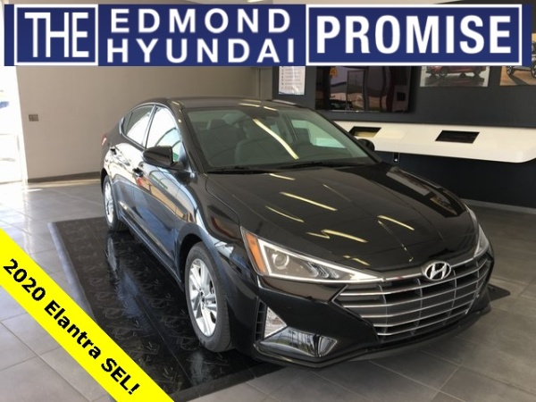 2020 Hyundai Elantra in Edmond, OK