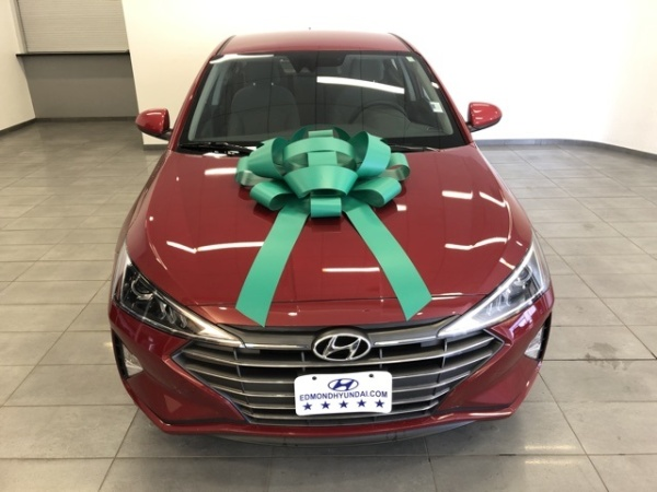 2019 Hyundai Elantra in Edmond, OK