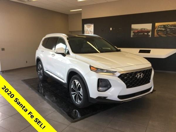 2020 Hyundai Santa Fe in Edmond, OK